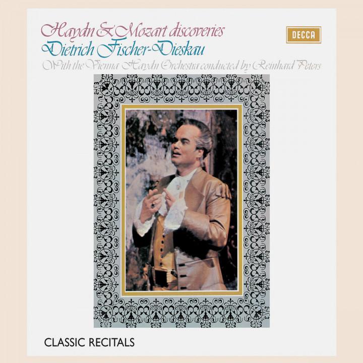 Dietrich Fischer-Dieskau / Classic Recital 0028947571690