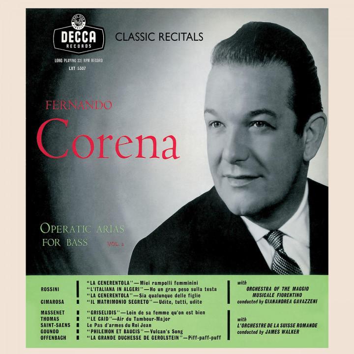 Fernando Corena / Classic Recital 0028947571704