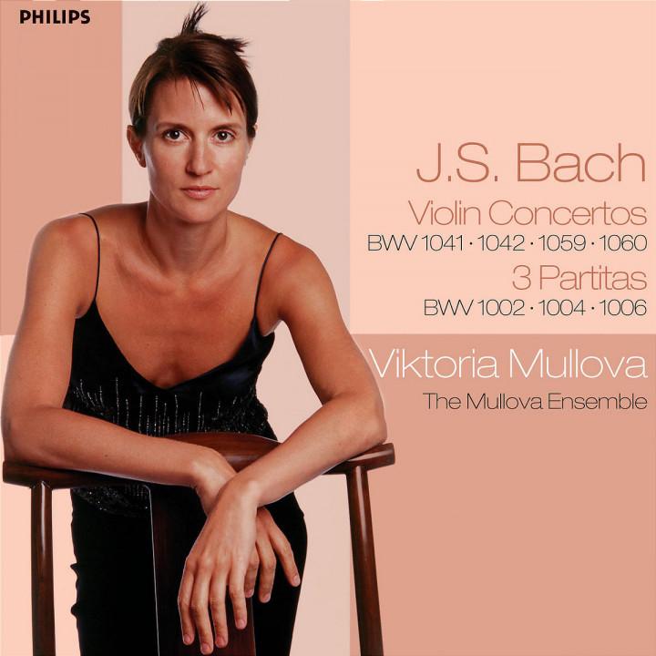Bach: Violin Concertos & Partitas 0028947574512