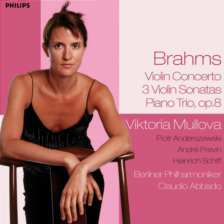 Brahms: Violin Concerto, Sonatas etc 0028947574545