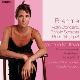 Johannes Brahms, Brahms: Violin Concerto, Sonatas etc, 00028947574545