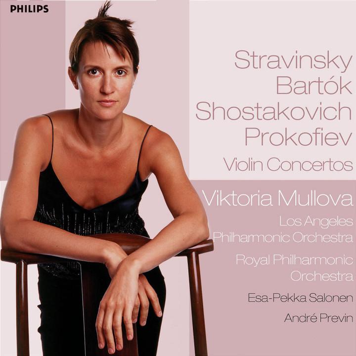 20th Century Violin Concertos 0028947574578