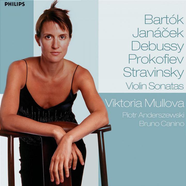 20th Century Violin Sonatas 0028947574604