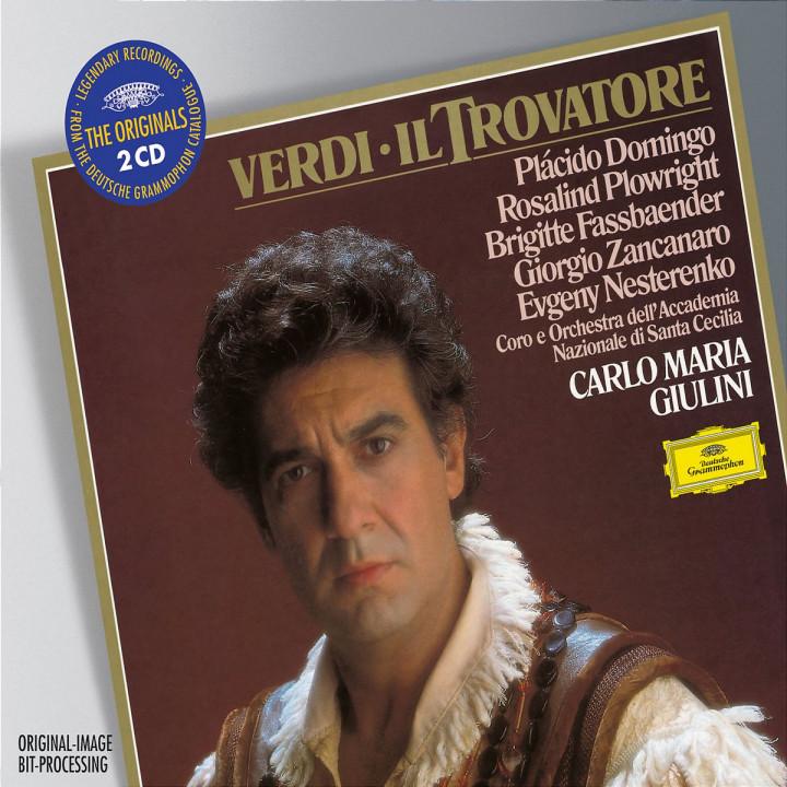 Verdi: Il Trovatore 0028947759155