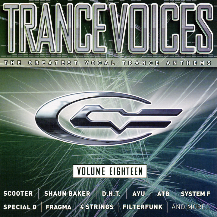 Trance Voices Vol. 18 0602498373402