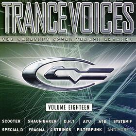 Trance Voices, Trance Voices (Vol. 18), 00602498373408