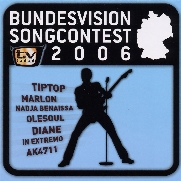 Bundesvision Song Contest 2006 0602498373918