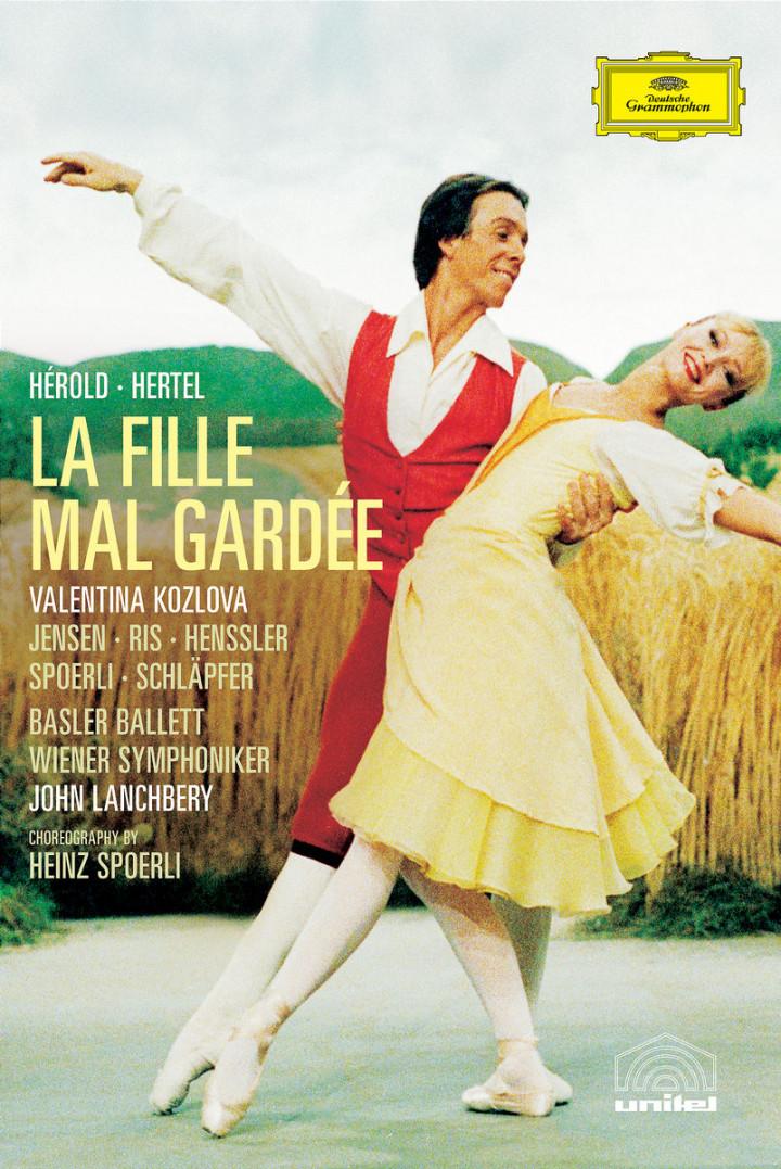 Hérold / Hertel: La Fille mal gardée 0044007341586