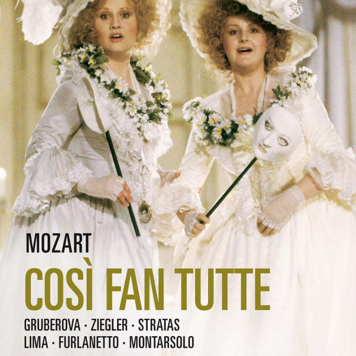 Mozart: Cosi fan Tutte 0044007342370
