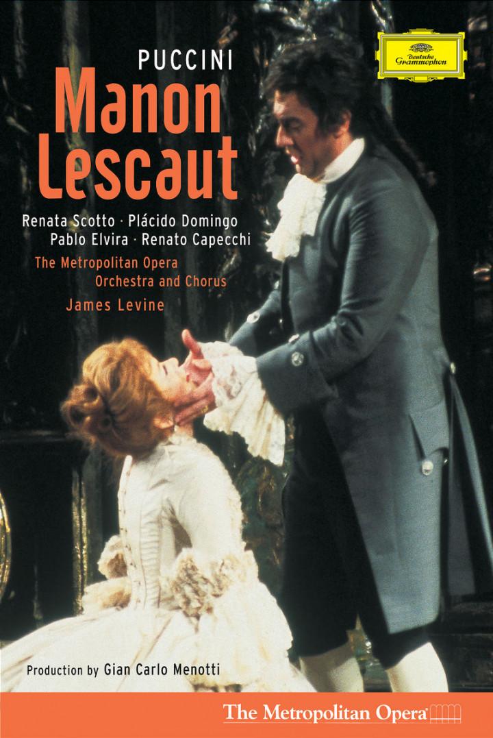 Puccini: Manon Lescaut 0044007342417