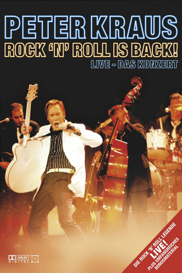 Rock'n'Roll Is Back 0602498732344
