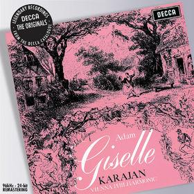 Herbert von Karajan, Adam: Giselle, 00028947575078