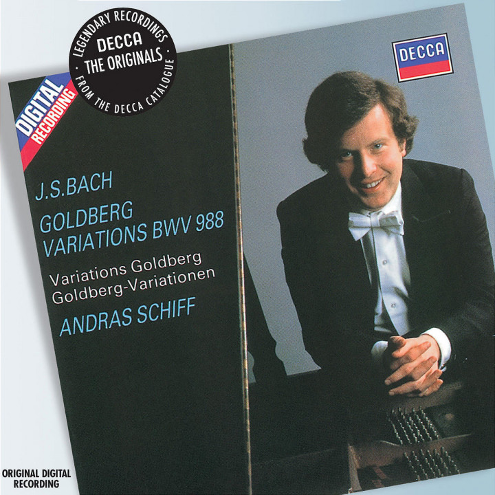 Bach: Goldberg Variations 0028947575085