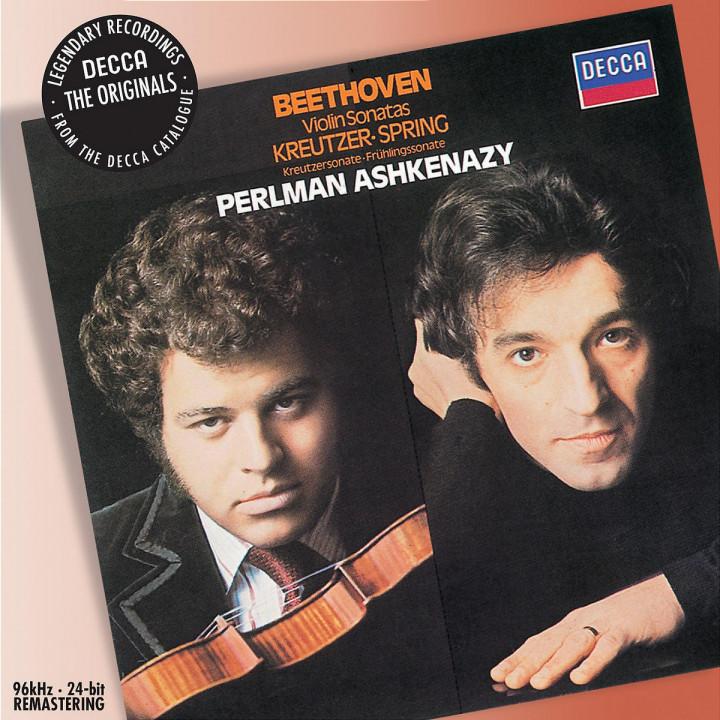 Beethoven: Violin Sonatas Nos.5 & 9 0028947575096
