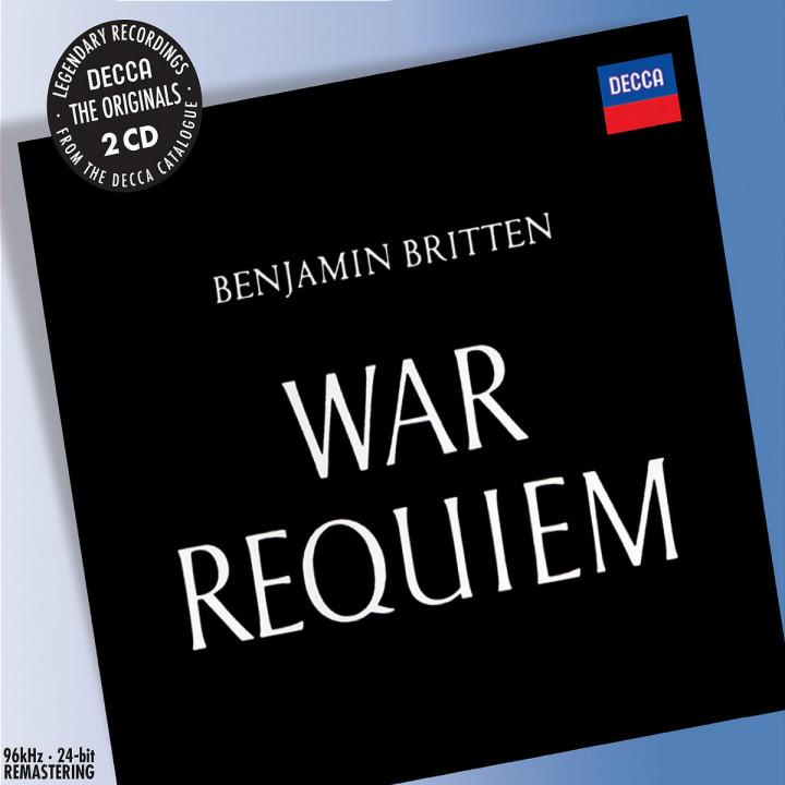 Britten: War Requiem 0028947575111