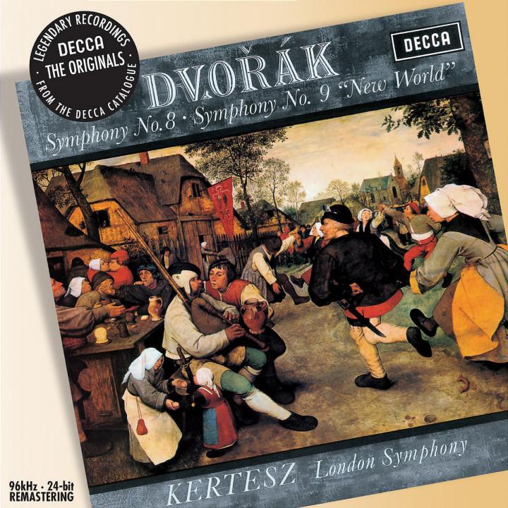 Dvorak: Symphonies Nos.8 & 9 0028947575177