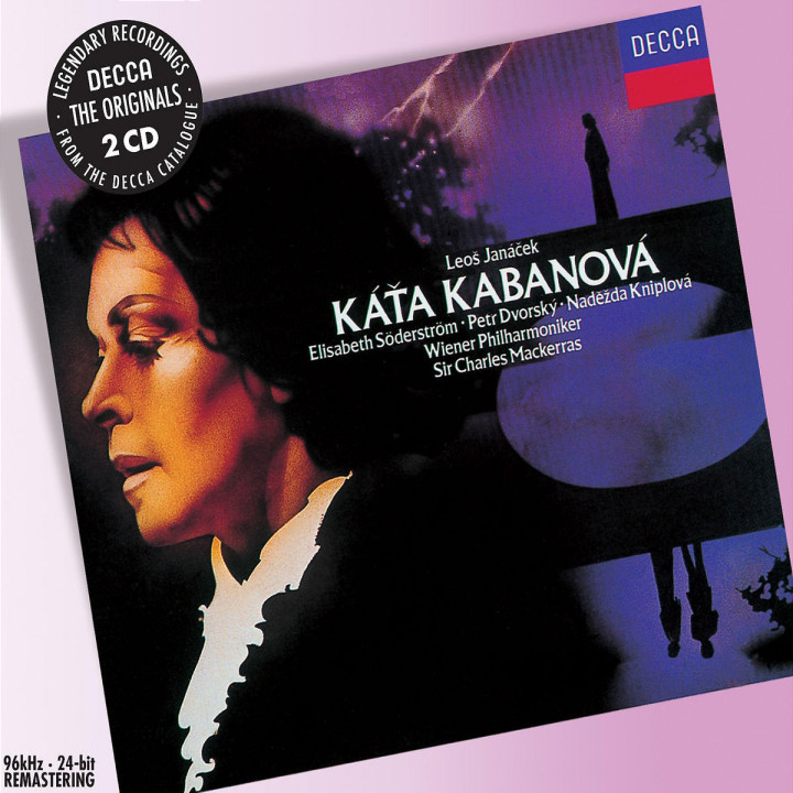 Janacek: Kata Kabanova 0028947575188