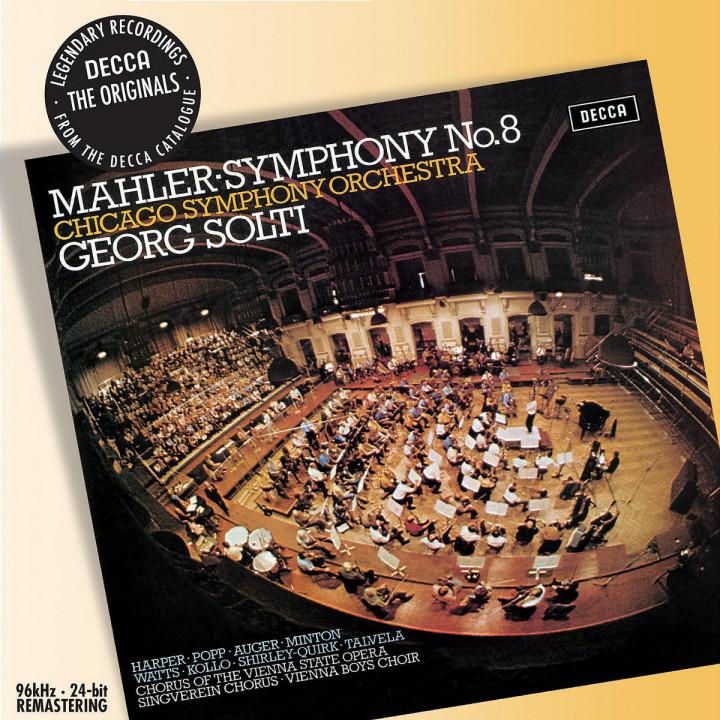 Mahler: Symphony No.8 0028947575214