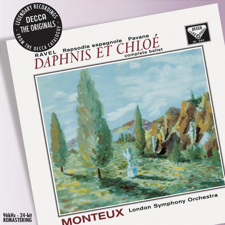 Ravel: Daphnis et Chloe 0028947575258
