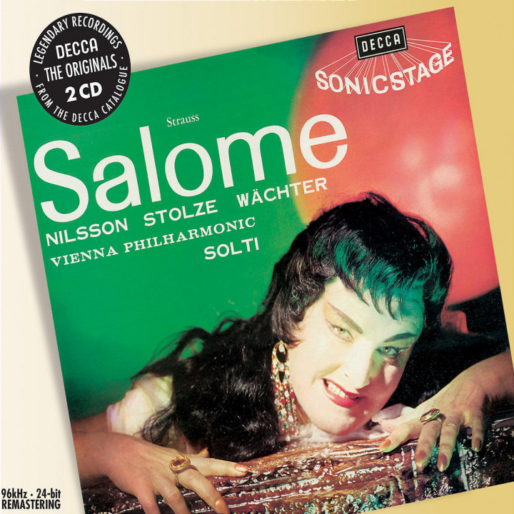 Strauss, R: Salome 0028947575281