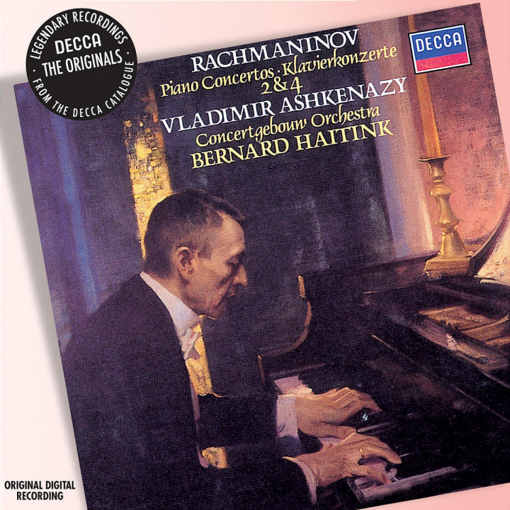 Rachmaninov: Piano Concertos Nos.2 & 4 0028947575502