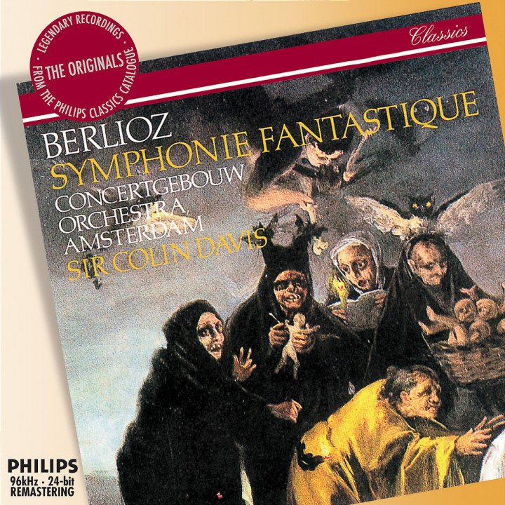 Berlioz: Symphonie Fantastique 0028947575579