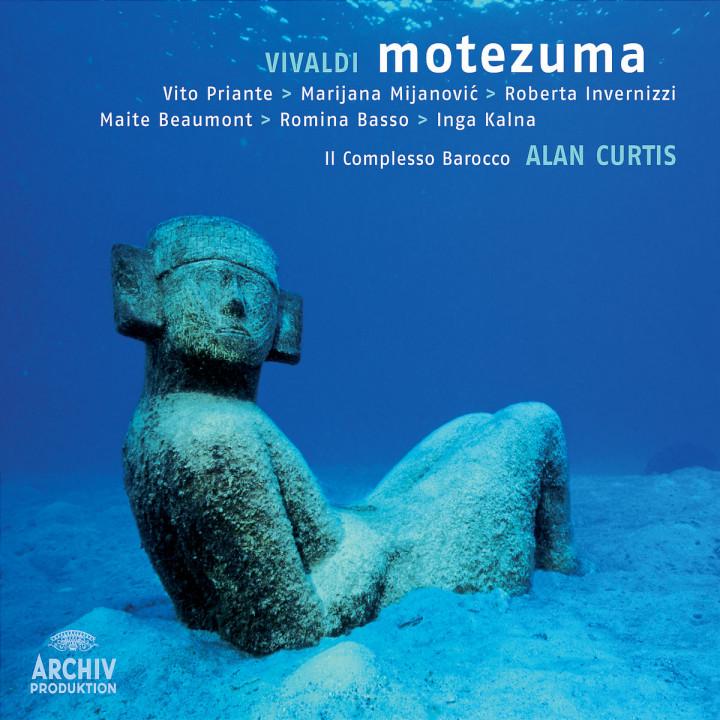 Vivaldi: Motezuma, RV 723 0028947759960