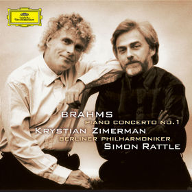 Johannes Brahms, Brahms: Piano Concerto No.1, 00028947760214