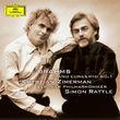 Krystian Zimerman, Brahms: Piano Concerto No.1, 00028947760214