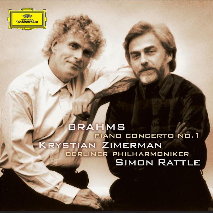 Brahms: Piano Concerto No.1 0028947760218