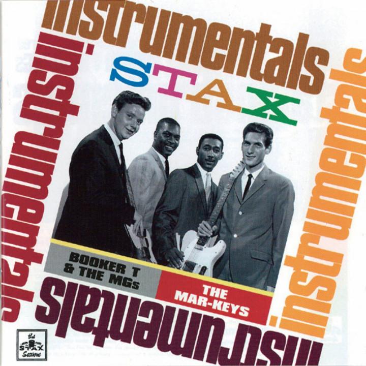 Stax Instrumentals 0025218860927