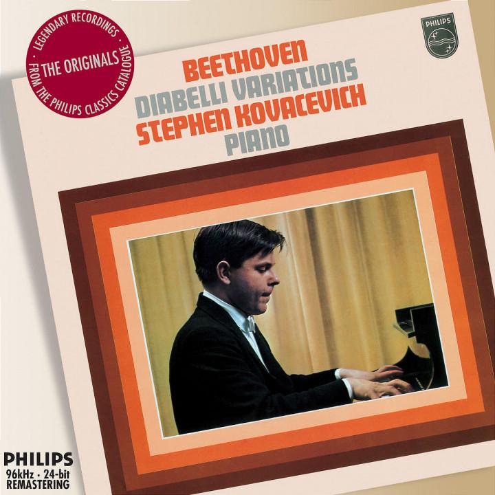 Beethoven: Diabelli Variations 0028947575568