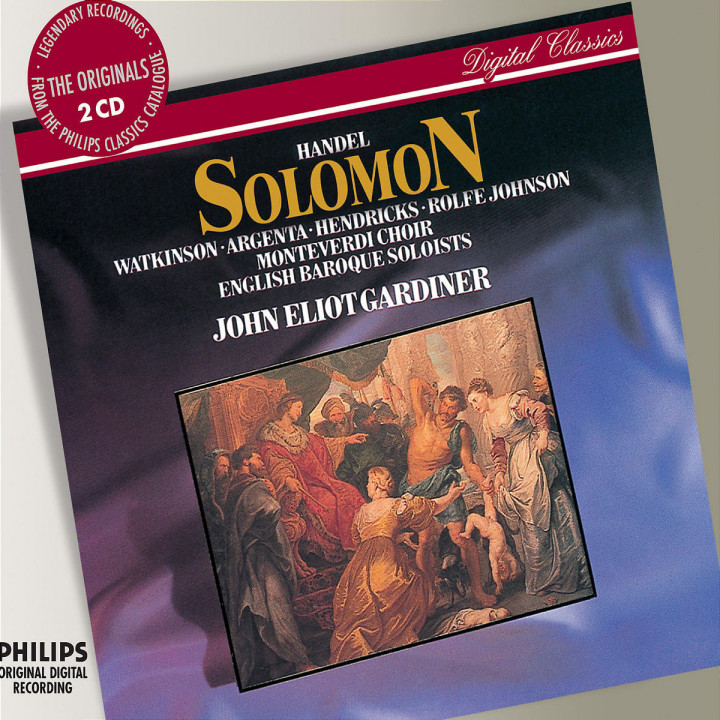 Handel: Solomon 0028947575616