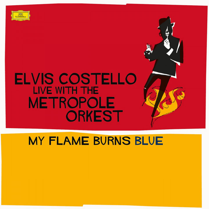 Costello: My Flame Burns Blue 0028947759616