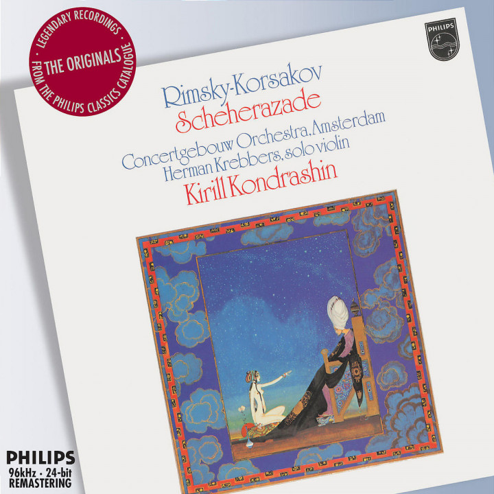 Rimsky-Korsakov: Scheherazade 0028947575708