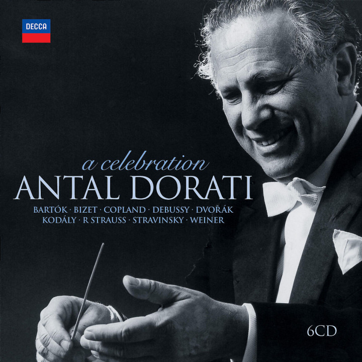 Antal Dorati - A Celebration 0028947576156