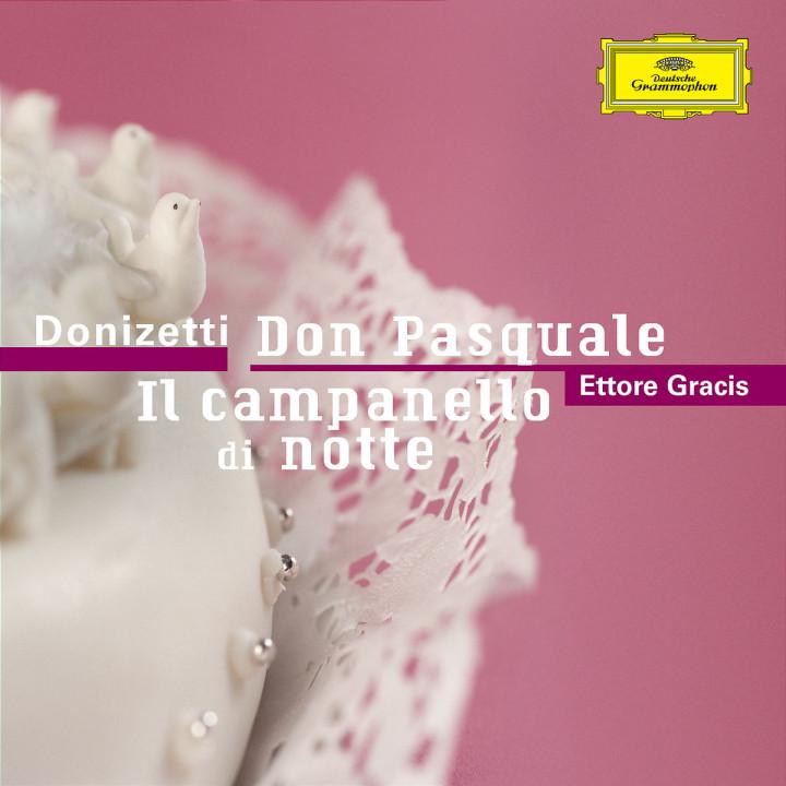Donizetti: Don Pasquale / Il campanello di notte 0028947756314