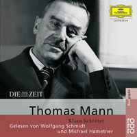 Klaus Schröter, Thomas Mann
