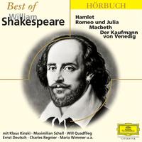 William Shakespeare, Best of William Shakespeare