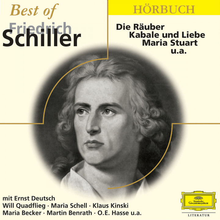 Best of Friedrich Schiller 0602498766222
