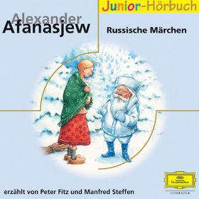 Eloquence Junior Hörbuch, Russische Märchen 1: Väterchen Frost u.a. Märchen, 00602498766385