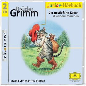 Eloquence Junior Hörbuch, Grimms Märchen, 00602498766408