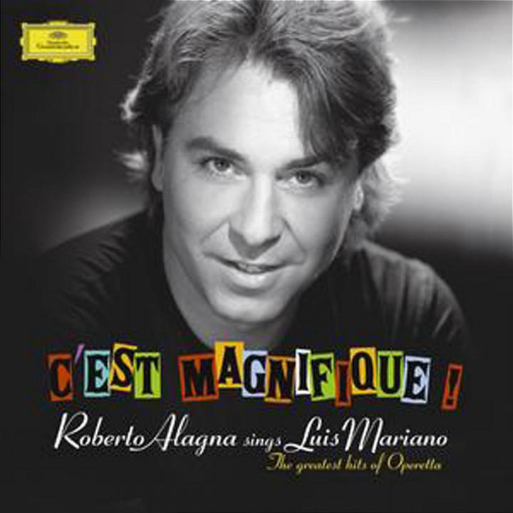 C'est Magnifique! Roberto Alagna sings Luis Mariano 0028947755690