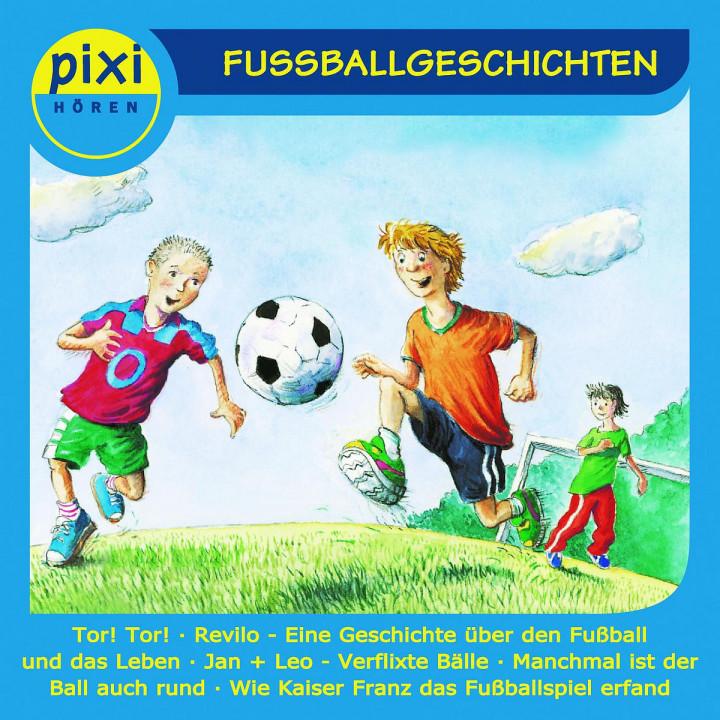 Pixi Hören - Fußballgeschichten 0602498768073