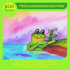 Pixi Hören, Frühlingsgeschichten, 00602498768136