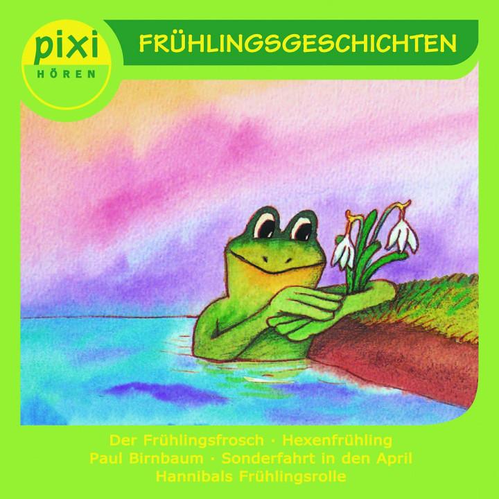 Pixi Hören - Frühlingsgeschichten 0602498768132