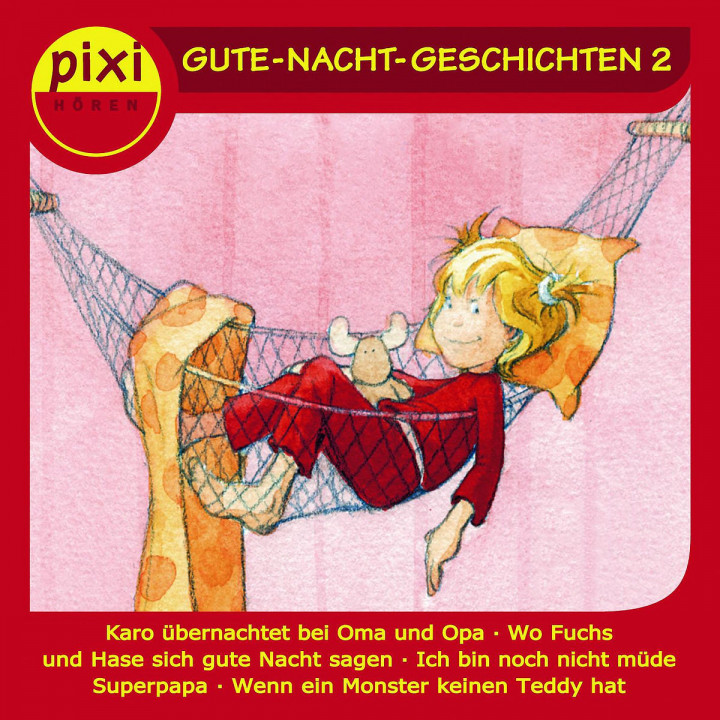 Pixi Hören - Gute-Nacht-Geschichten 2 0602498768176