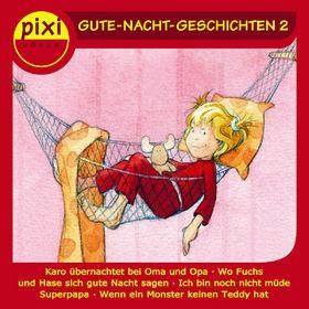 Pixi Hören, Gute-Nacht-Geschichten 2, 00602498768174