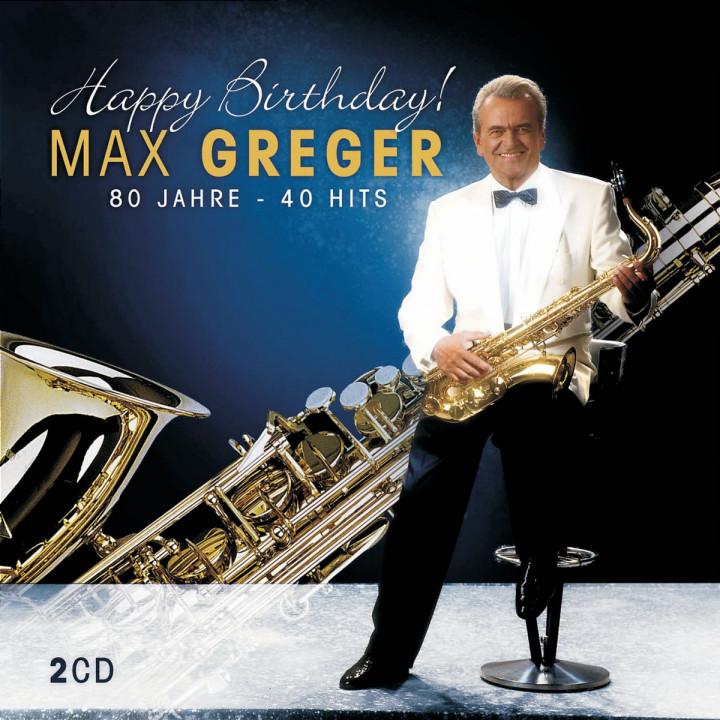 Happy Birthday - 80 Jahre - 40 Hits 0602498769410