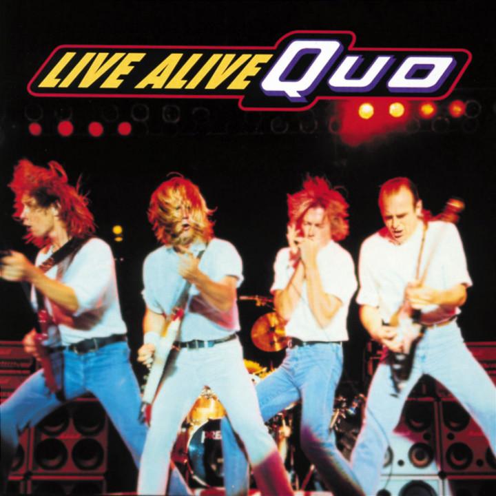 Live Alive Quo 0602498338759